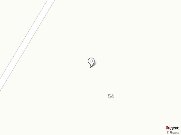 Шиномонтажная мастерская на карте Новосибирска