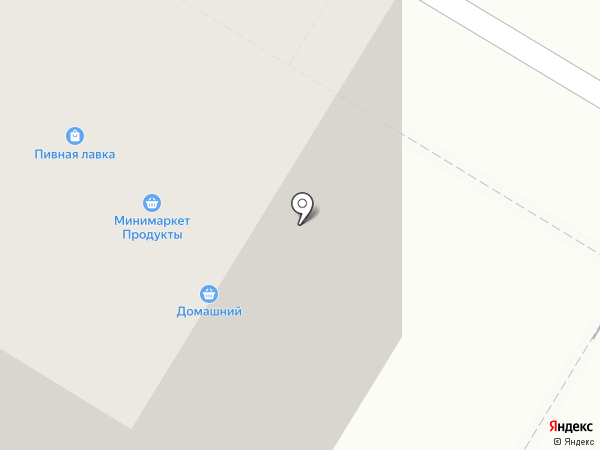 Домашний Сантехник на карте Новосибирска