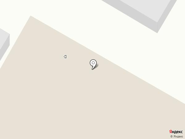 Каток г. Новосибирска на карте Новосибирска
