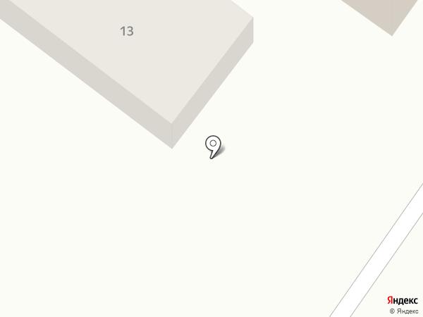 АРТ-Объект на карте Новосибирска
