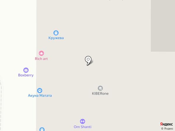 Жилищная сервисная компания на карте Краснообска