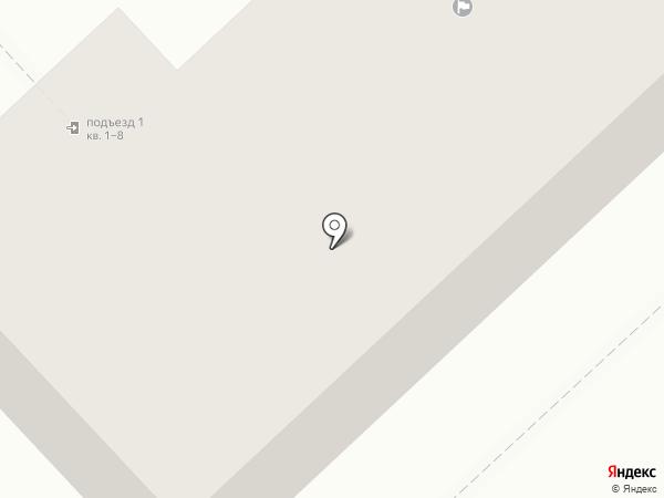 Ал-Анон на карте Новосибирска