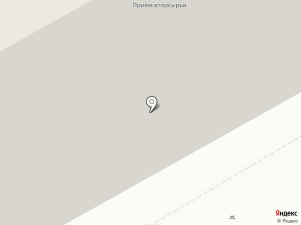Трест-36 на карте Краснообска