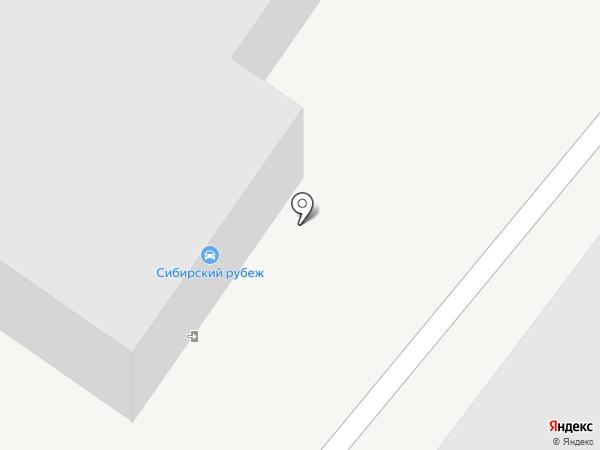 Alphard Avatar на карте Новосибирска