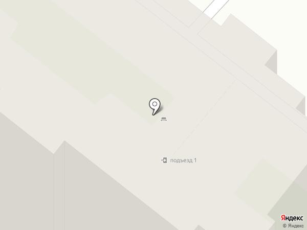 Квартал, ЖСК на карте Новосибирска