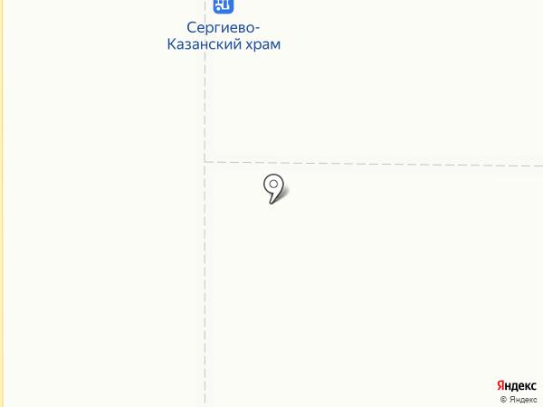 Николь на карте Краснообска