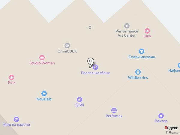 ТЕХНОКОМПЛЕКТ на карте Новосибирска
