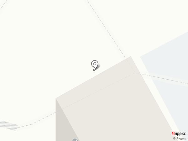Партнёр на карте Новосибирска