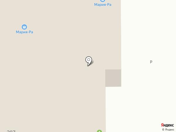 Столичный доктор на карте Краснообска