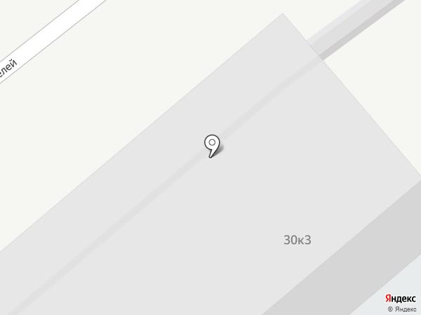 20 Тонн на карте Новосибирска