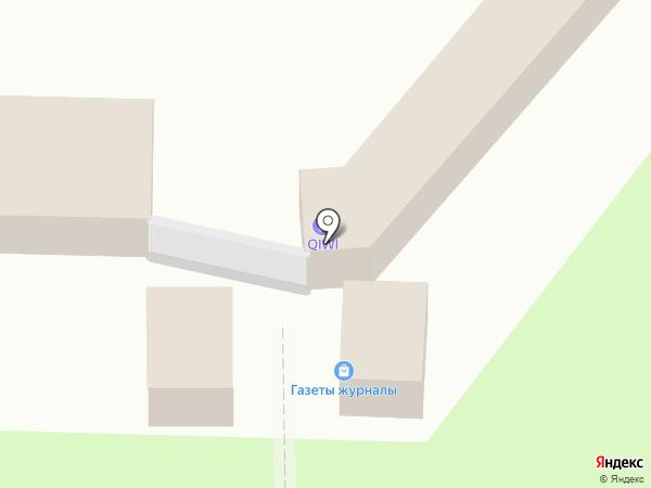 Инмарко на карте Краснообска