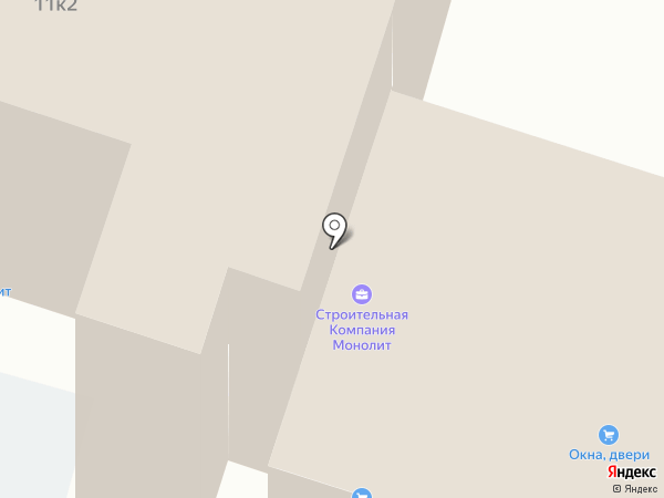 СЕКТОР ПЛЮС на карте Новосибирска