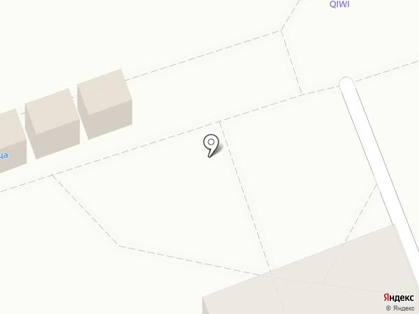 Магазин мяса на карте Новосибирска