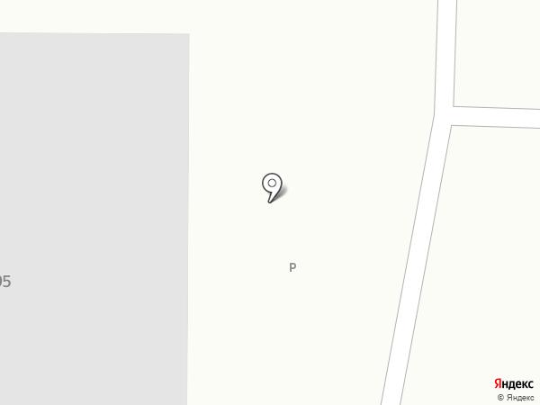Новосибирский отдел вневедомственной охраны на карте Краснообска