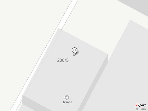 СТиНпак на карте Новосибирска