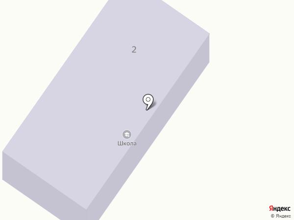 Сельский клуб на карте Березовки