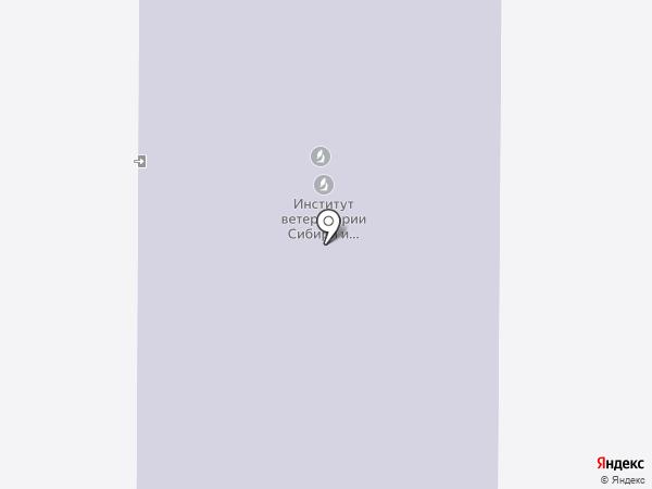 Партнер-Вет на карте Краснообска
