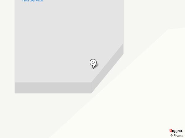 АБС-МЕБЕЛЬ на карте Краснообска