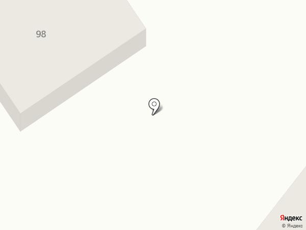 АвтоГраф на карте Новосибирска