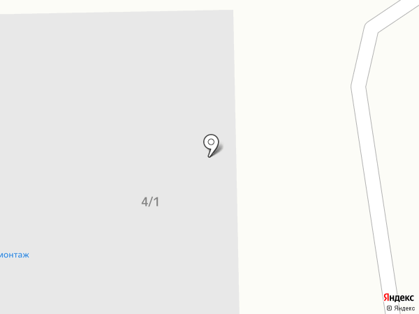 БАЗАНА на карте Краснообска