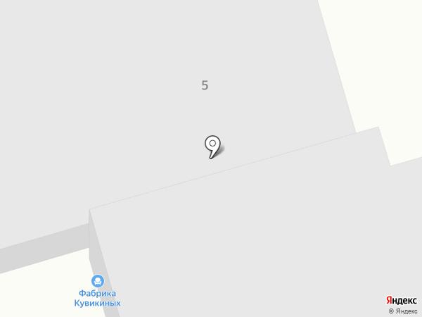 АЙРОНДИР на карте Краснообска