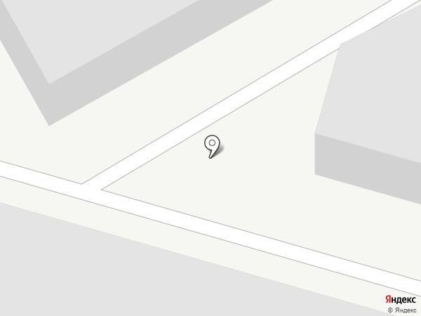 Автосервис на Васхниле на карте Краснообска