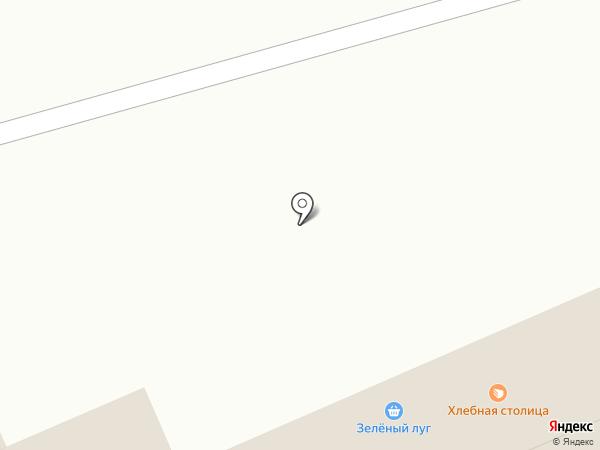 Хозяюшка на карте Новосибирска