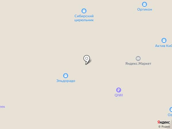 Мама make на карте Новосибирска