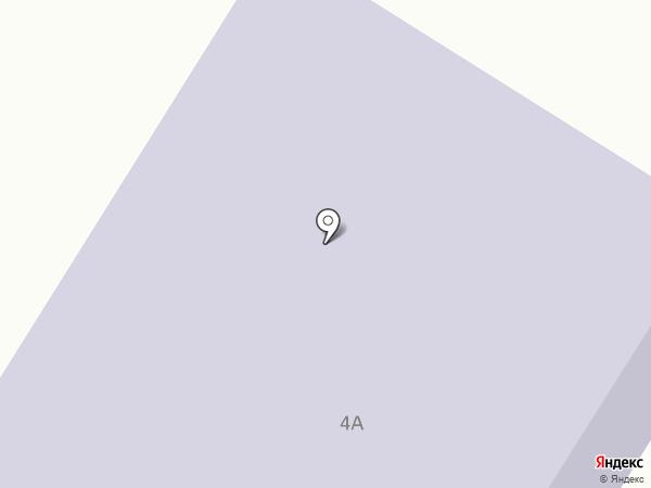 Мичуринская средняя общеобразовательная школа №123 на карте Мичуринского