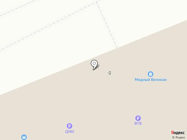 Мультисервис на карте Новосибирска