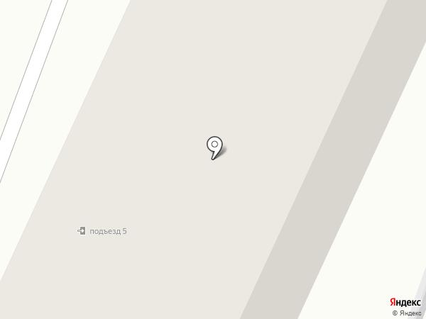 Солнечная улица на карте Мичуринского