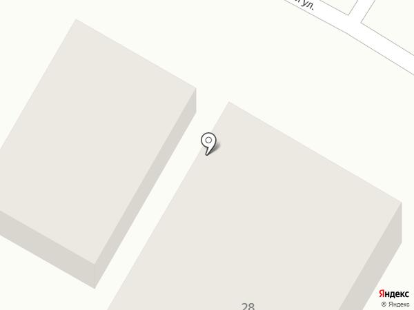 Арт-мастерская домовой резьбы Давыдковых на карте Мичуринского