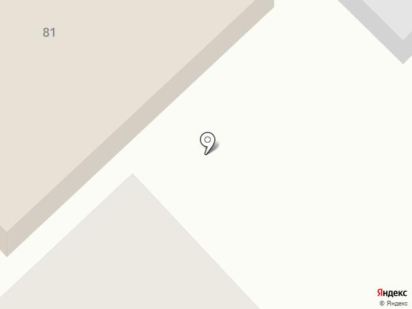 Газойл Автомастер на карте Новосибирска