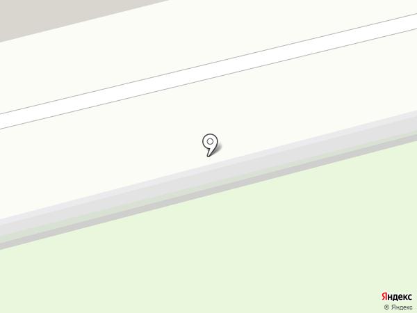 Плющихинский квартал на карте Новосибирска