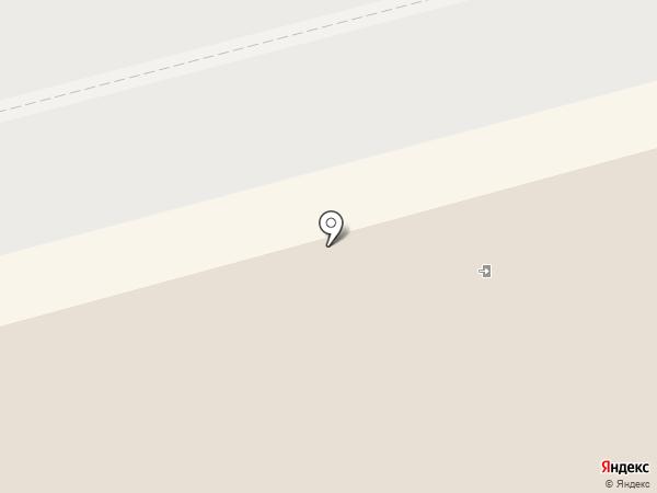 Магазин головных уборов на карте Новосибирска