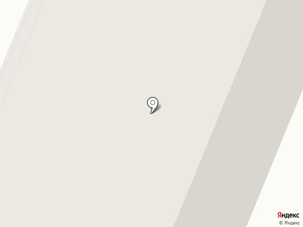 АвтоСпасатель на карте Новосибирска
