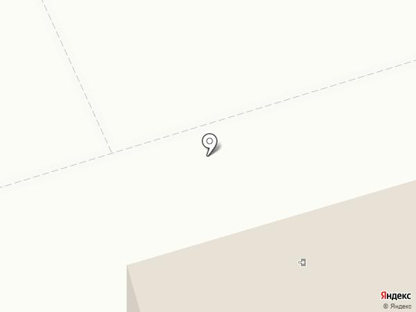 Новосибаренда на карте Новосибирска