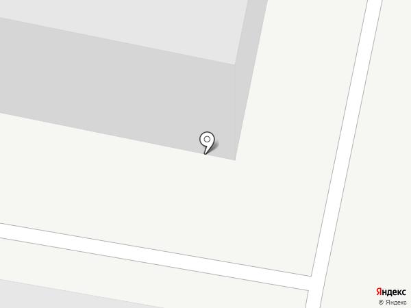 Солар на карте Бердска
