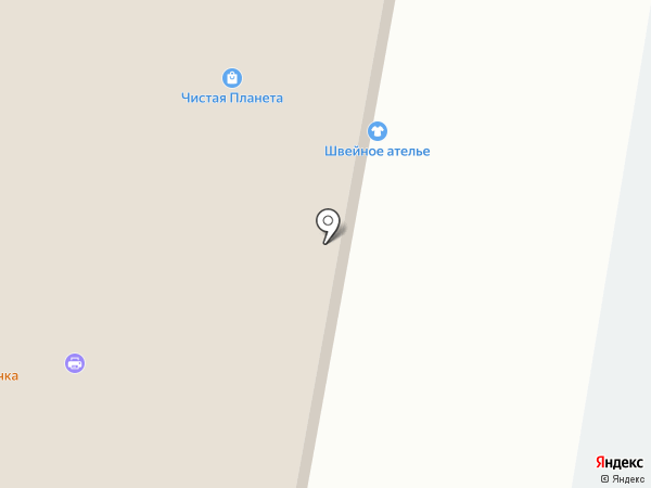 Магазин на карте Бердска