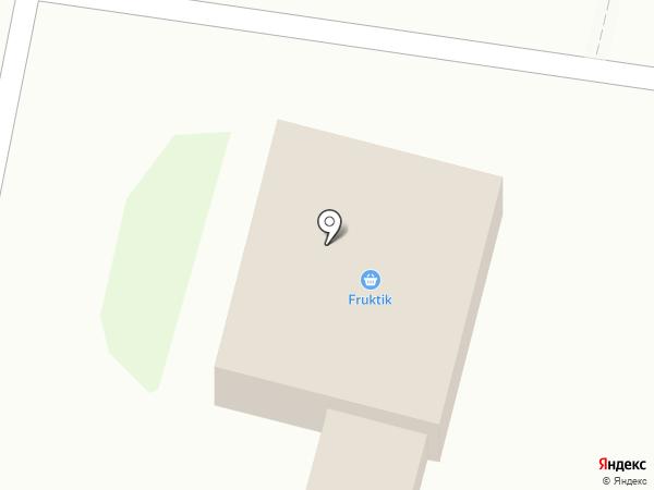 Мединас на карте Бердска