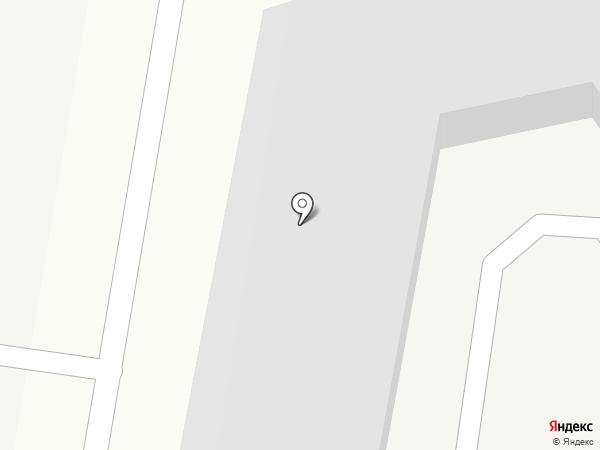 Черемушки на карте Бердска