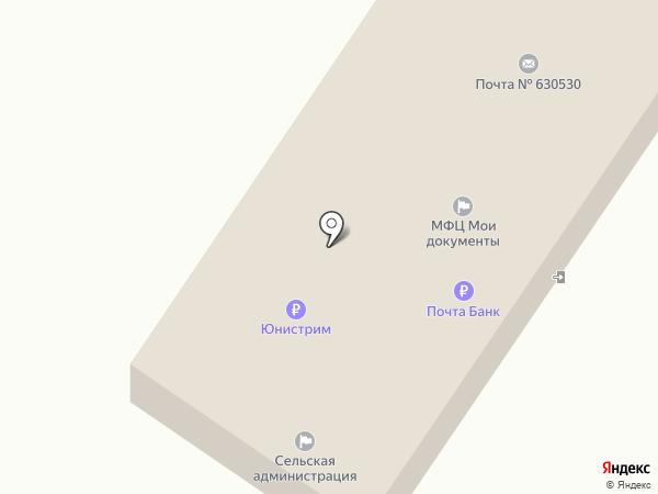 Почтовое отделение д. Каменка на карте Восхода