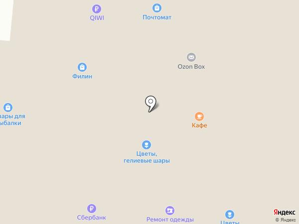 Булочная на ул. Микрорайон на карте Бердска