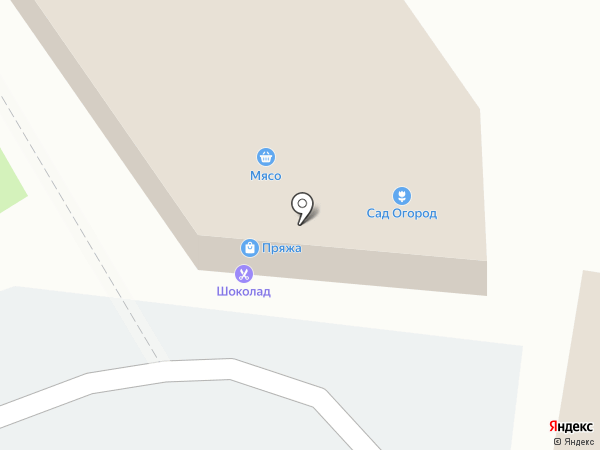 Парикмахерская на карте Бердска