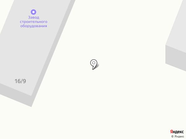 Завод строительного оборудования на карте Восхода
