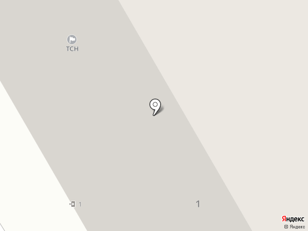 АВС-М на карте Бердска
