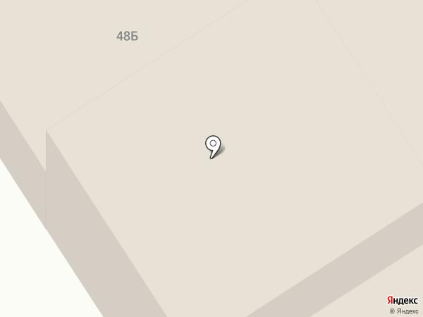 Родина на карте Бердска