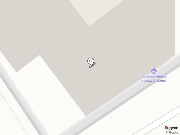 Электронный город Бизнес на карте Бердска