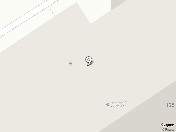 Филипок на карте Бердска
