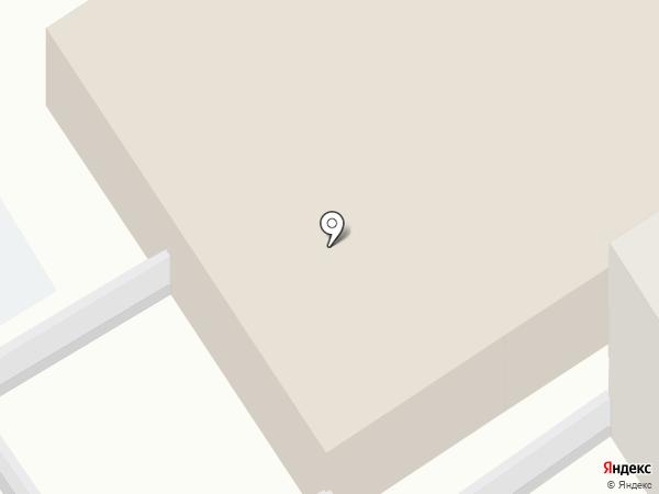 Мартовский на карте Бердска